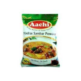 Aachi Madras Sambar Powder 50 gm